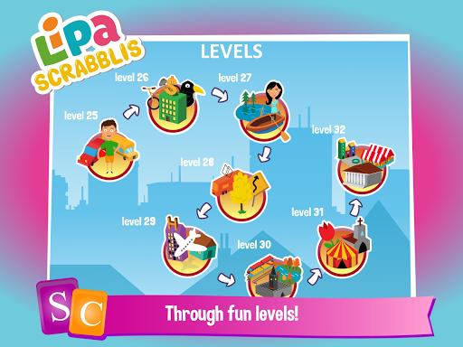 無料教育AppのLipa Scrabblis|記事Game