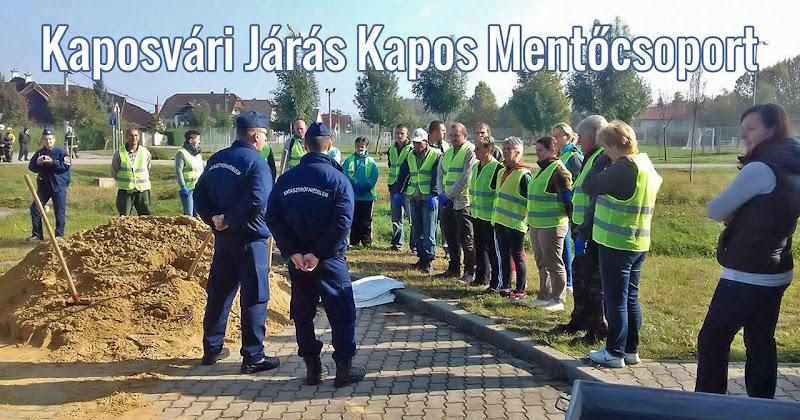Kaposvári Járás Kapos Mentőcsoport