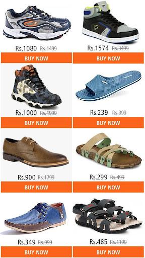 Men Shoes Online Shopping India 1.1.7 screenshots 1