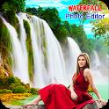 Waterfall Photo Editor : Water Photo Frame icon