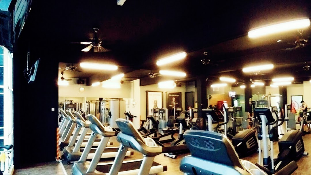 The big project fitness gym in skudai johor my