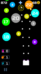 Shooter VS Balls: Free Unlimited Levels 1