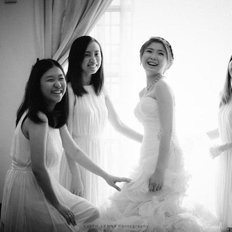 Wedding photographer Keith Hoo (lenny). Photo of 15.02.2017
