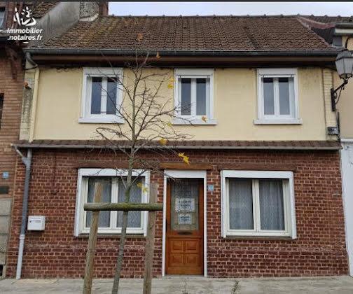Vente maison 6 pièces 78,5 m2
