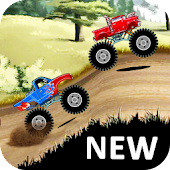 Monster Truck Racers Offroad Driver