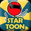 졸라맨 스타툰 icon