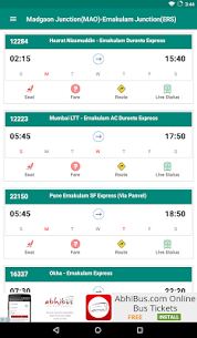 Indian Railway PNR Status & IRCTC Train EnquiryApk Download For Android 10