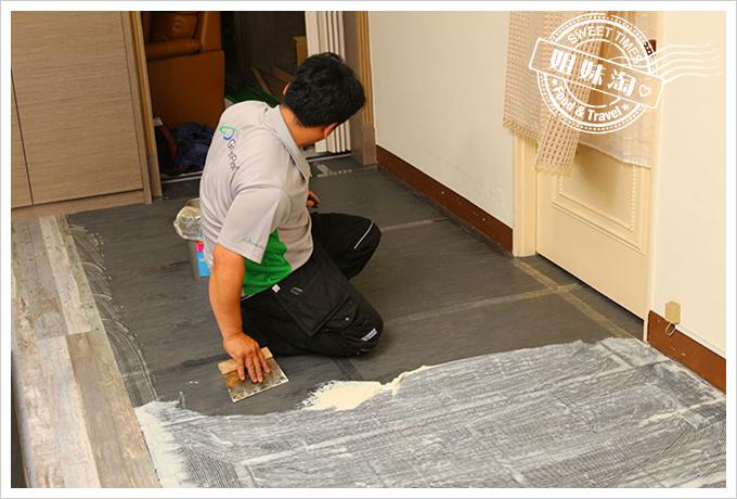 富銘塑膠地板Green-Flor 屏東塑膠地板