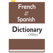 French Spanish Dictionary offline with sound