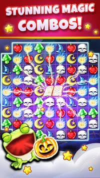 Witch Puzzle - Match 3 Game APK screenshot thumbnail 4