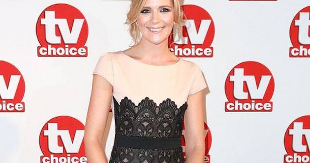 Jane Danson set for Dancing on Ice