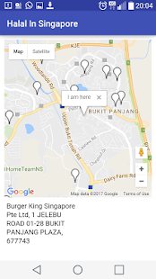 Halal in Singapore - náhled