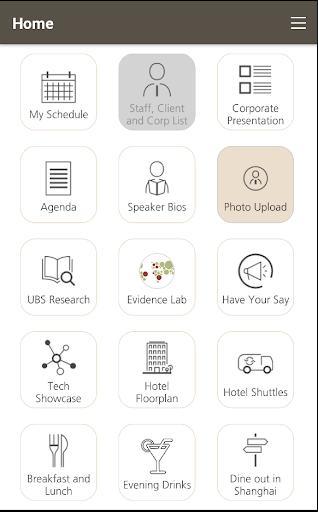 ubs apac/emea conferences screenshot 1