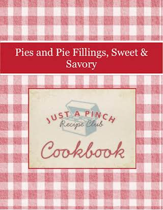 Pies and Pie Fillings, Sweet & Savory