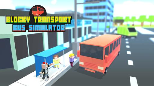塊狀交通巴士模擬器