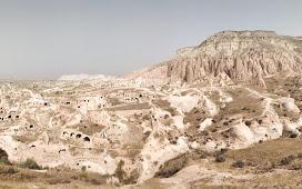 Пещерный город Чавушин