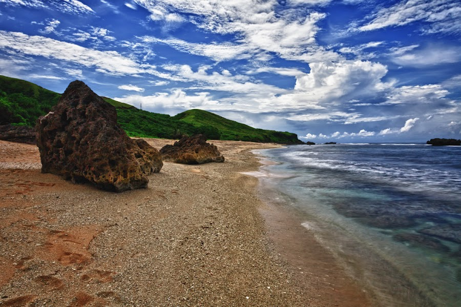 Nakabuang Beach by Jun  Gomez - Landscapes Beaches