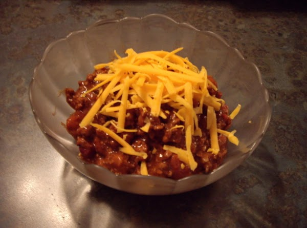 Ciao Bella Chili Recipe