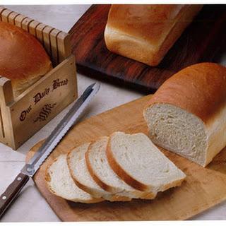 Hearty White Bread Recipe
