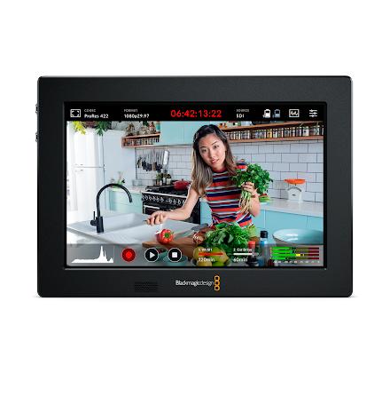 Blackmagic Video Assist 7 3G