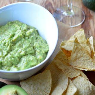Avocado Dip {Only 2 Ingredients}