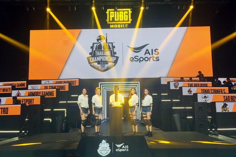 PUBG Mobile Thailand Championship 2019