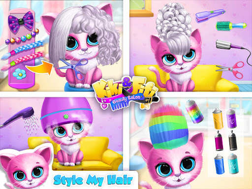 Kiki & Fifi Pet Beauty Salon - Haircut & Makeup  screenshots 11
