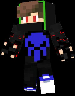 I am NinjaCraft's Skin p
