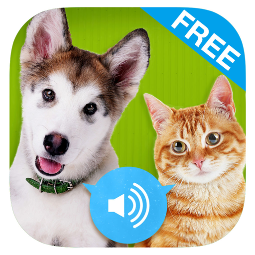 Animal Sounds & Pictures Free Icon