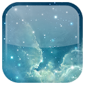 Galaxy Parallax Live Wallpaper icon