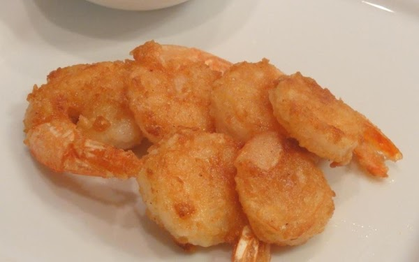 Skillet Fried Shrimp Recipe