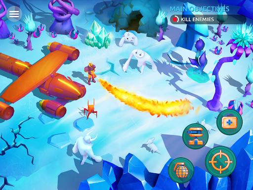 Space Pioneer: Action RPG PvP Alien Shooter 1.13.0 screenshots 8