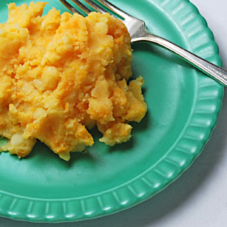 Potato Root Vegetable Mash-up