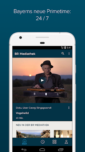 BR Mediathek 3.1.33 screenshots 1