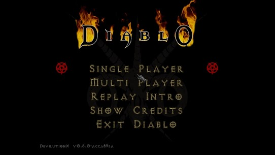 DevilutionX :  Diablo on Android (wrapper) 2
