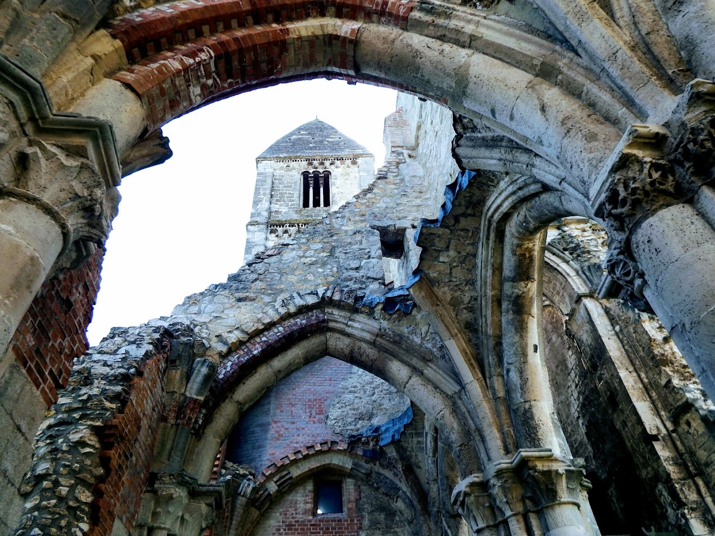 Zsámbék - premontrei kolostor és templom romjai