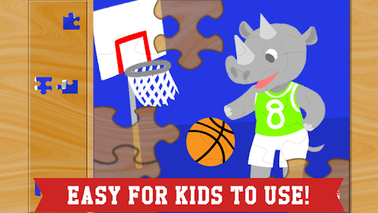 Best Sports Puzzles for Kids- screenshot thumbnail