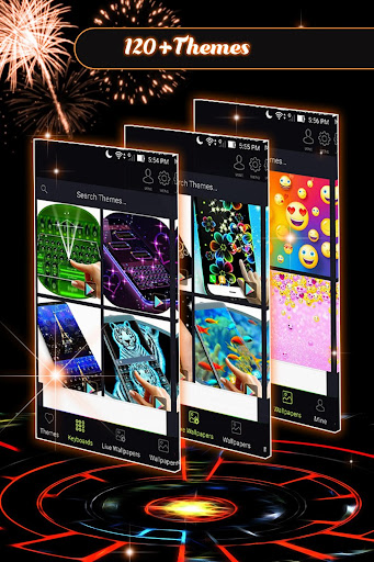 3D 2018 Theme For Android 1.284.1.47 screenshots 5