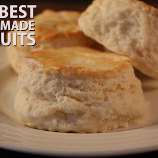 The Best Homemade Biscuits.