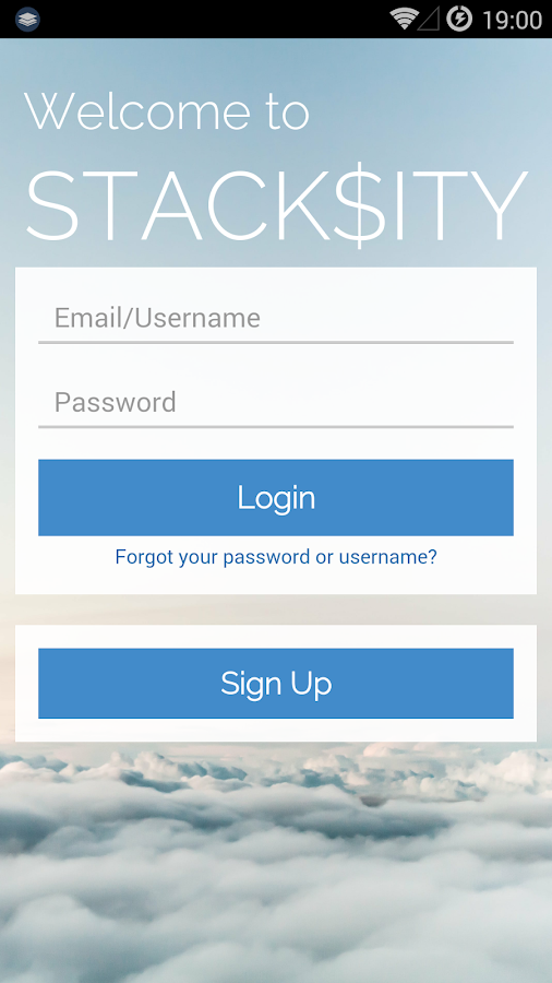 Stacksity- screenshot