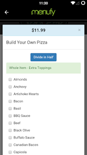 Menufy Food Delivery & Takeout- screenshot thumbnail
