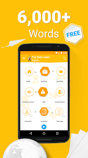 Learn English Vocabulary for PC-Windows 7,8,10 and Mac apk screenshot 1