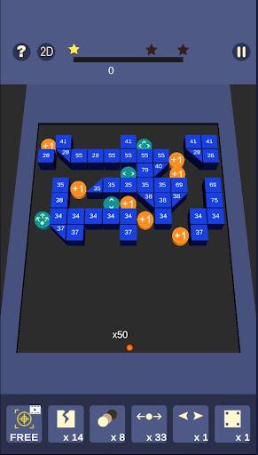 Bricks n Balls Breaker 3D - Puzzle Crusher 1.3.2 screenshots 7