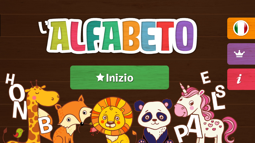 l'Alfabeto- screenshot