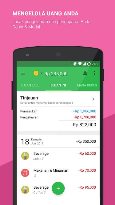 Money Lover Money Manager v 3.8.35 (Premium)