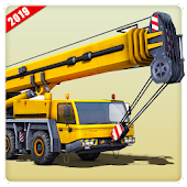 Heavy Crane Simulator Game 2019 – CONSTRUCTION SIM Android APK Download Free By Extreme Simulation Games Studio