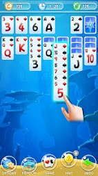 Solitaire APK screenshot thumbnail 1