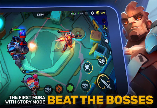 Planet of Heroes - MOBA 5v5 3.12 androidappsheaven.com 5