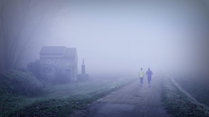 Correndo nella nebbia di Dariagufo