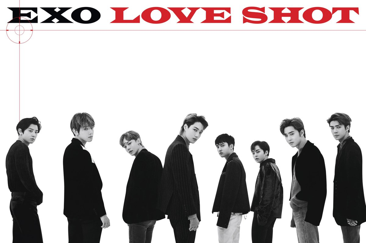 Here S Everything We Know About Exo S Love Shot Comeback